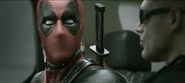 Deadpool Test Footage 3