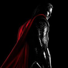 Teaser poster for <i>Thor</i>