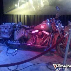 Cap's Bike