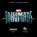 Inhumans Official TV Logo