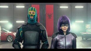 Kick-Ass 2 Extended NSFW Trailer
