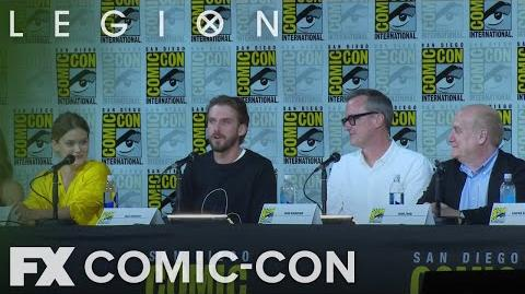 Legion Comic-Con 2017 David's Madness FX