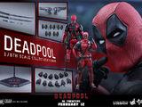 Deadpool action figures