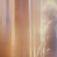 Thor within the bridge.