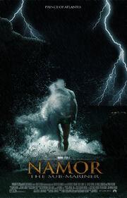Namor Movie Poster