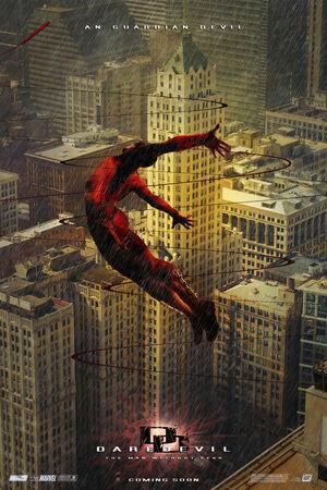 Daredevil reboot poster