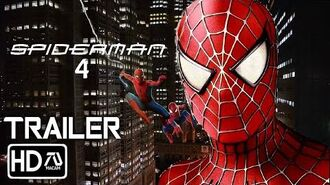 Spider-Man 4 Spider-Verse HD Trailer - Tobey Maguire, Tom Holland Fan Made