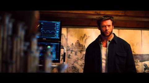 The Wolverine (Alternate version)