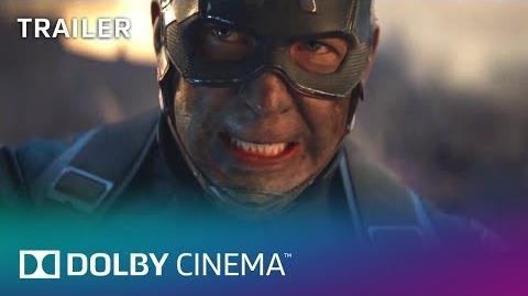 Avengers Endgame - Trailer 2 Dolby Cinema Dolby