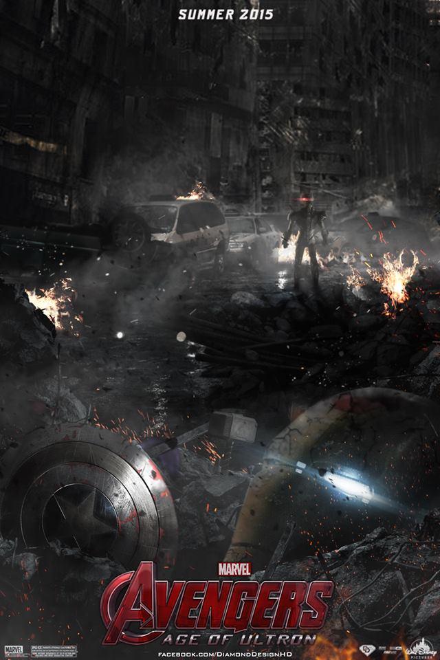 Avengers Age Of Ultron 2015 Film Marvel Movies Fanon Wiki Fandom