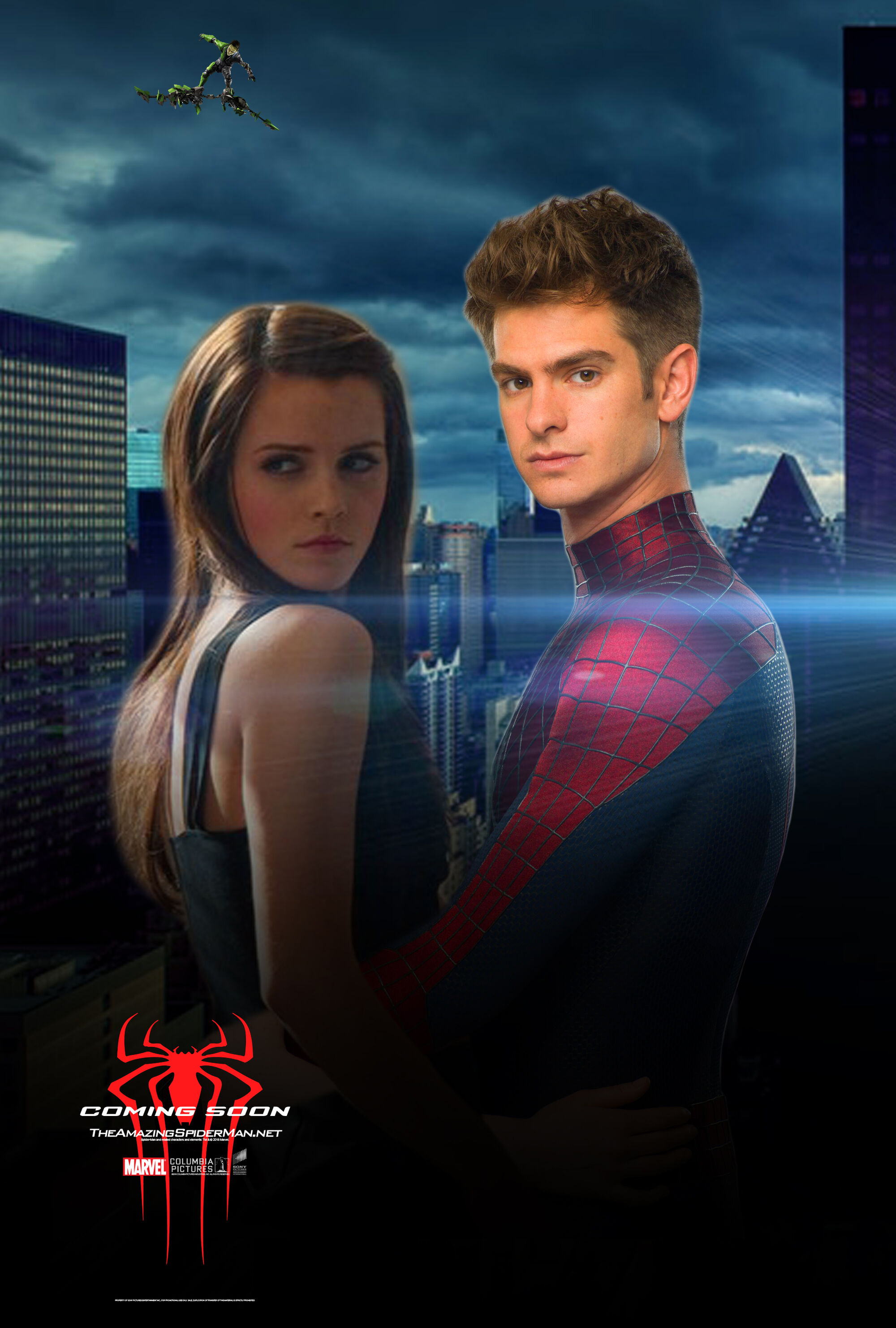 the amazing spider-man 3 (2019 film)   marvel movies fanon wiki