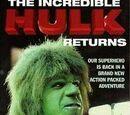 El Increible Hulk (Tv Movie)