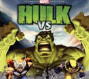 Hulk Vs Thor y Wolverine