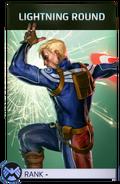 Steve Rogers Lightning Round