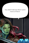 Gamora (Awesome Mix Volume 2) Cutscene
