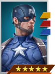 Steve Rogers (First Avenger) Enemy