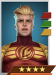 Human Torch (Jim Hammond) Enemy