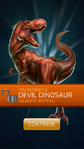 Recruit Devil Dinosaur (Gigantic Reptile)