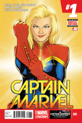 captain marvel modern puzzle quest