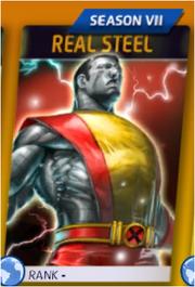 Real Steel (Season VII)