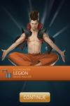 Legion (David Haller) Recruit