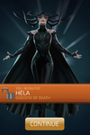 Hela (Goddess of Death) Recruit
