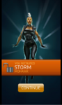 Recruit Storm Mohawk