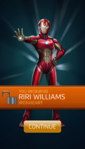 Recruit Riri Williams (Ironheart)