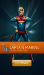 Recruit Captain Marvel (Carol Danvers)