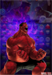 Red Hulk (Thunderbolt Ross) Gamma Siphon