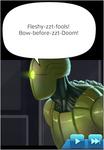 Dialogue Doombot Brawler