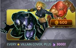 Lone Star Skirmish Villains Offer