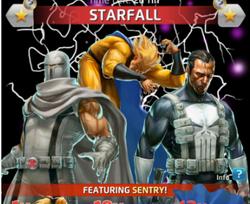 Starfall Comic (Season II) Offer