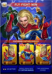 Fly-Fight-Win Comic (Season VII) Offer