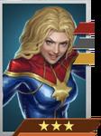 Captain Marvel (Modern) Enemy New