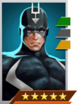 Black Bolt (Inhuman King) Enemy