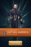 Captain America (Infinity War) Recruit