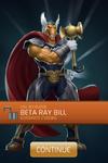 Beta Ray Bill (Korbinite Cyborg) Recruit