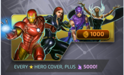 Lone Star Skirmish Heroes Offer