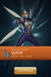 Wasp (Hope Van Dyne) Recruit