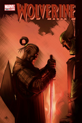 Wolverine (Samurai Daken)