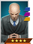 Enemy Professor X (Charles Xavier)