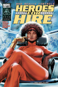 Misty Knight (Heroes for Hire)