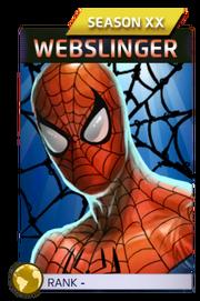 Webslinger (Season XX)