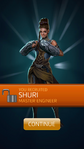 Shuri (Master Engineer) Recruit