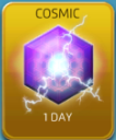 Cosmic Shield