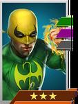 Enemy Iron Fist (Immortal Weapon)