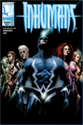 Black Bolt (Inhuman King)