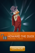 Howard the Duck (Howard, A Duck) Recruit