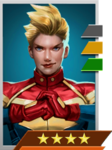 Captain Marvel (Carol Danvers) Enemy